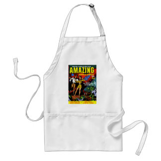 Amazing Adventures - The Secret of the Crater-Men Standard Apron