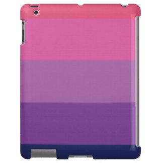Amazing Color Combinations   Pink Purple   Custom iPad Case