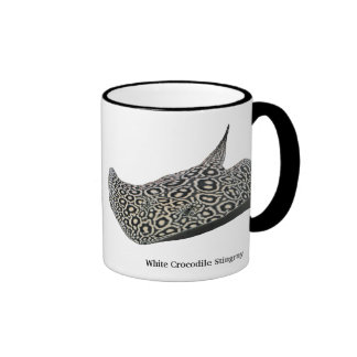 Amazon Freshwater Stingray Ringer Mug