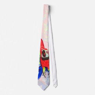Amazon Parrot Macaw Tie