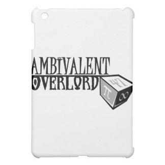 Ambivalent Overlord logo iPad Mini Case