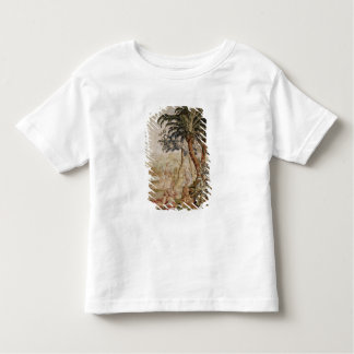 America, from four corners of the World T-shirts
