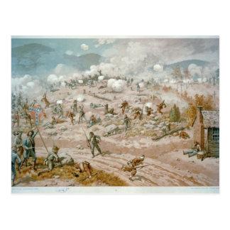 American Civil War Battle of Allatoona Pass Postcard