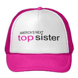 Americas Next Top Sister Cap