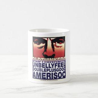 AmeriSoc Basic White Mug