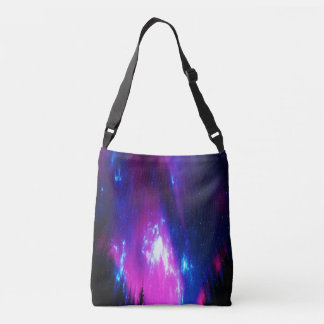 Amethyst Winter Sky Tote Bag