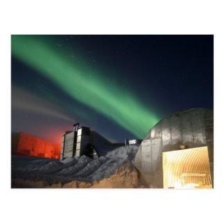 Amundsen-Scott South Pole Station, Antarctica Postcard