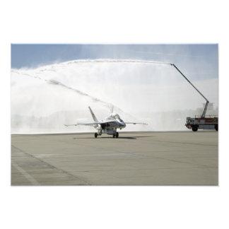 An F-18 aircraft Photograph