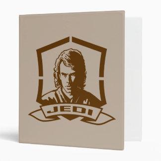 Anakin Skywalker Badge 3 Ring Binder