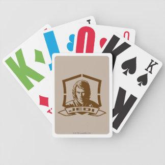 Anakin Skywalker Badge Card Deck