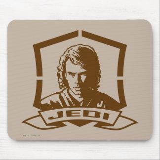 Anakin Skywalker Badge Mouse Pad