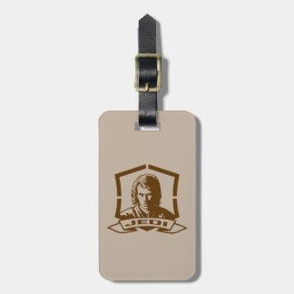 Anakin Skywalker Badge Travel Bag Tags