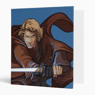 Anakin Skywalker Cartoon Binder