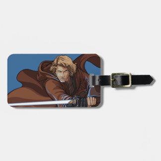 Anakin Skywalker Cartoon Luggage Tags