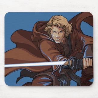 Anakin Skywalker Cartoon Mouse Pad