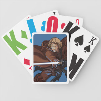 Anakin Skywalker Cartoon Poker Deck
