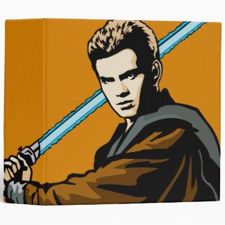 Anakin Skywalker Lightsabre 3 Ring Binders
