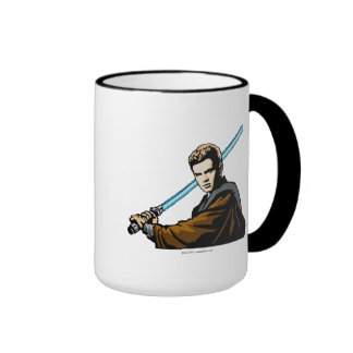 Anakin Skywalker Lightsabre Ringer Mug