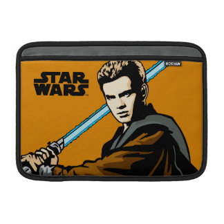 Anakin Skywalker Lightsabre Sleeves For MacBook Air