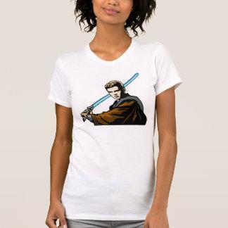 Anakin Skywalker Lightsabre T-shirts