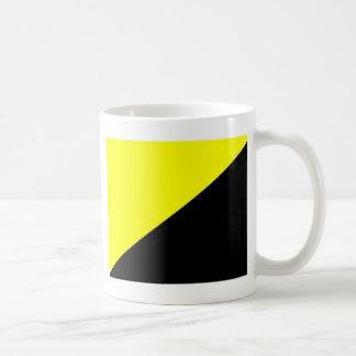 Anarcho Capitalist Flag Basic White Mug