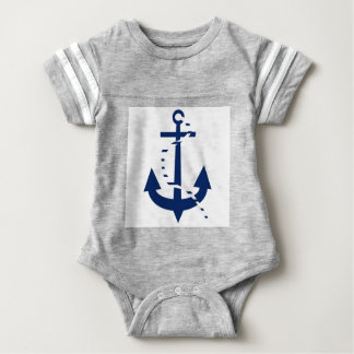 Anchor & Line Navy T-shirts