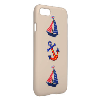Anchors Away iPhone 7 Case