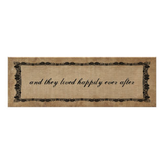 And They Lived Happily Ever After Poster
