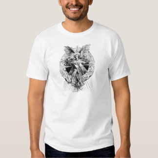Angel from The Song of Bethlehem 1901 T-shirt