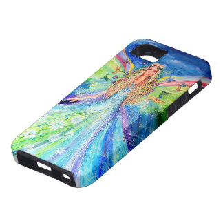 Angel of Peace Tough iPhone 5 Case