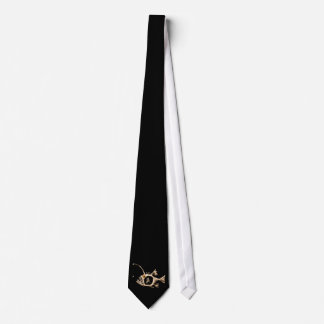 Angler Fish Tie