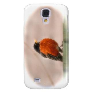 Animal Bird American Robin Galaxy S4 Case