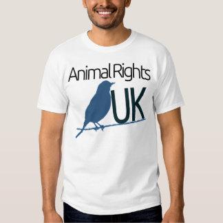 Animal Rights UK Shirt