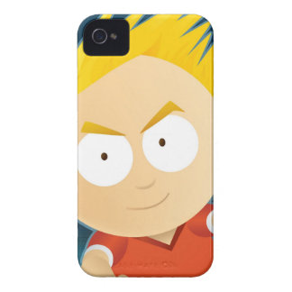 Anime Boy Full - Case-Mate iPhone 4 Barely There iPhone 4 Cover