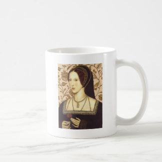 Anne Boleyn Basic White Mug