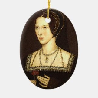 Anne Boleyn Ornament
