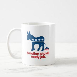 ANOTHER SHOVEL READY JOB.png Basic White Mug