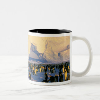 Antarctica, Antarctic Peninsula, Weddell Sea, 4 Two-Tone Mug