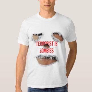 Anti Terrorist Tshirts
