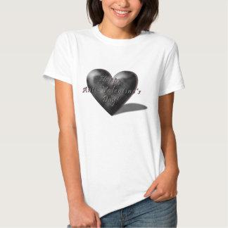 Anti-Valentine's: Stone Heart Shirt