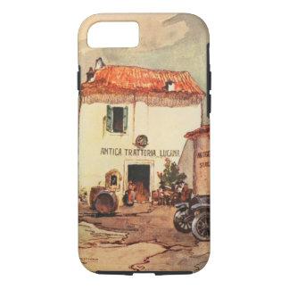 Antica Trattoria Lucana - A Wayside Trattoria iPhone 7 Case