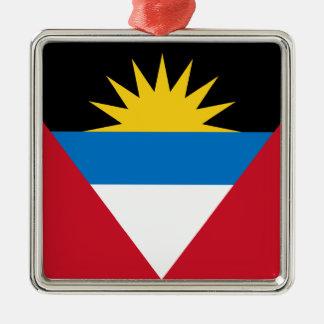 Antigua and Barbuda Flag Ornament