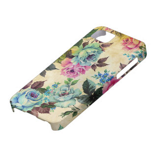 Antique Floral Case-Mate iPhone 5 Case For The iPhone 5