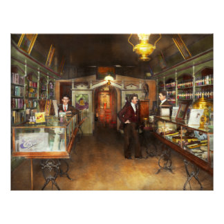 Apothecary - Spell books and Potions 1913 21.5 Cm X 28 Cm Flyer