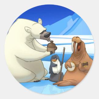 Arctic Jug Band Stickers