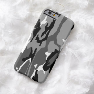 Arctic Snow Camo Barely There iPhone 6 Case