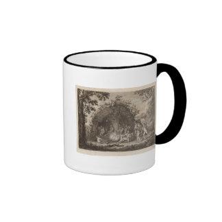 Argentina Ringer Mug
