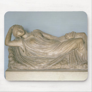 Ariadne Asleep, Hellenistic from Alexandria, 2nd c Mouse Pad