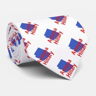 Arizona for Hillary Tie