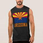 Arizona State Flag Sleeveless Shirt